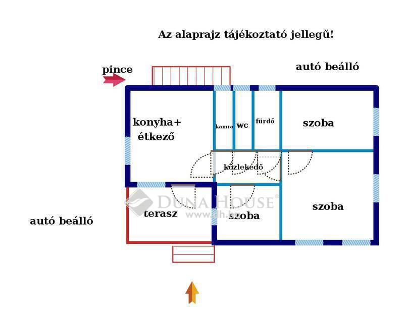 Eladó Ház, Budapest, 19 kerület, Kispest kertvárosában