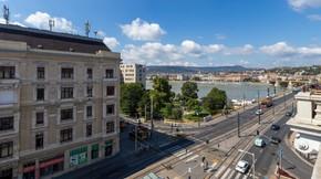Eladó lakás, Budapest 13. kerület, Dunai panorámás luxuslakás a Jászai Mari tér közelében!