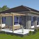Eladó Ház, Bács-Kiskun megye, Kecskemét, Helvécián napelemes, nappali+3 szobás családi ház