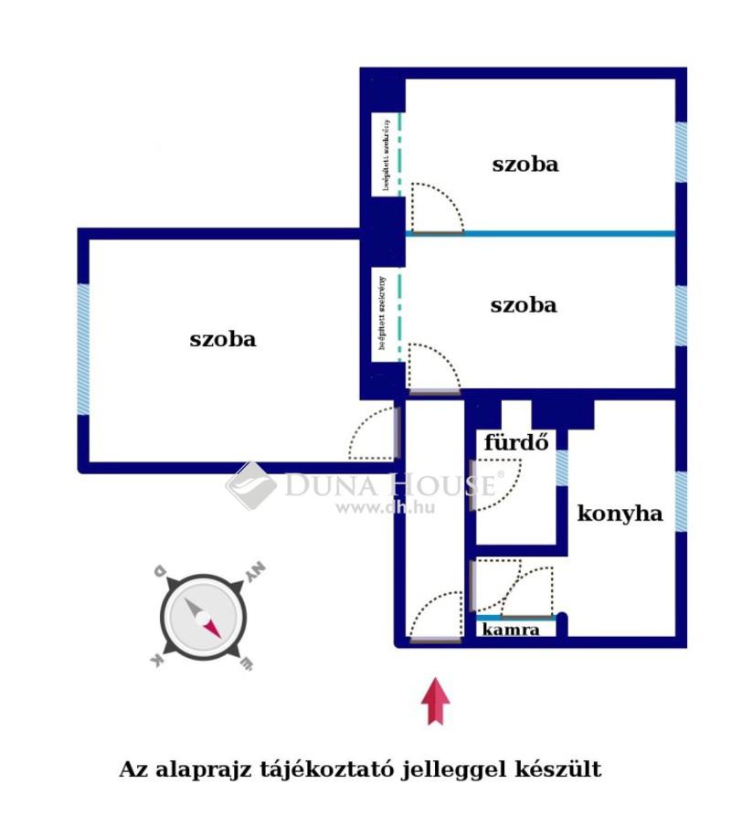 Eladó Lakás, Budapest, 11 kerület, 3 SZOBÁS LAKÁS A FEHÉRVÁRI ÚTON