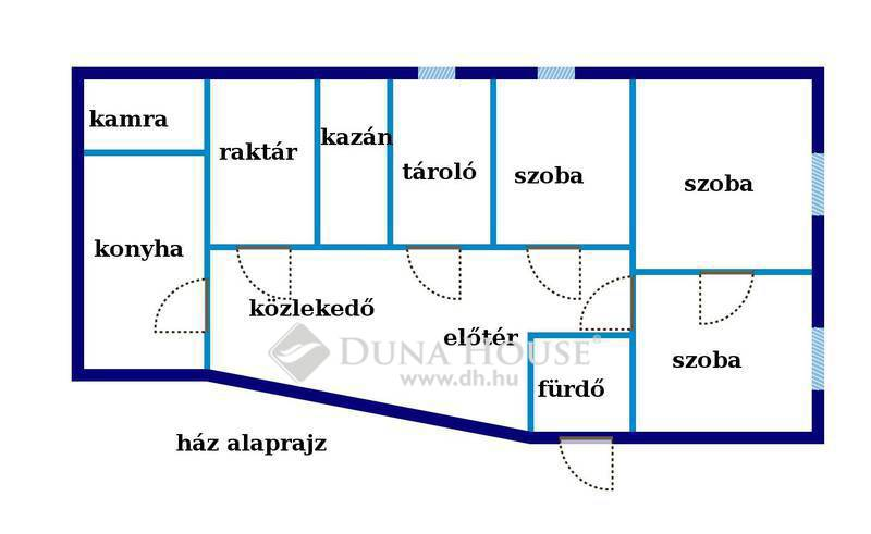 Eladó Ház, Baranya megye, Pécs, Felső utca