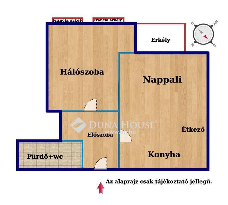 Eladó Lakás, Budapest, 9 kerület, Márton utca