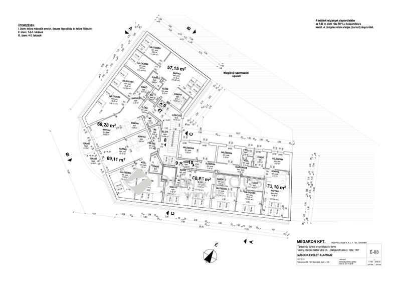 Eladó Lakás, Baranya megye, Villány, 'Villány Center Flats 10'