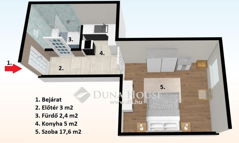 Eladó Lakás, Budapest, 13 kerület, Országbíró utca