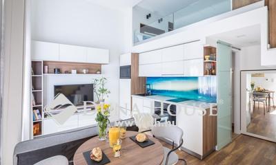 Eladó Lakás, Budapest, 7 kerület, DESIGN LAKÁS az Akácfa utcában, felújított házban!