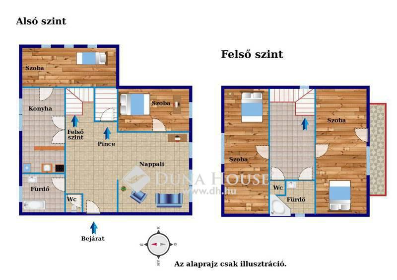 Eladó Ház, Veszprém megye, Várpalota, Polyán utca