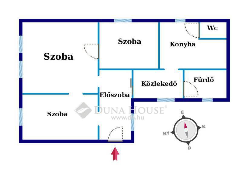 Eladó Ház, Bács-Kiskun megye, Kiskunfélegyháza, Arany János utca