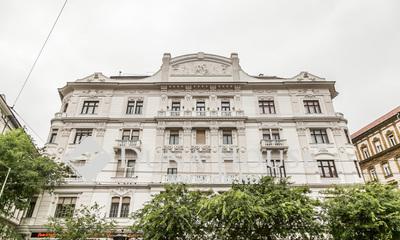 Eladó Lakás, Budapest, 5 kerület, **A Vígszínháznál nagypolgári luxus 104 nm-en!**