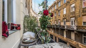 Eladó lakás, Budapest 6. kerület, Extra panoráma az Erzsébet térre