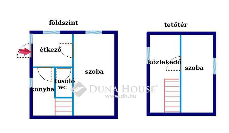 Eladó Ház, Baranya megye, Pécs, Cinke köz