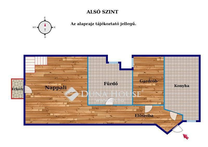 Eladó Lakás, Budapest, 2 kerület, Medve utca