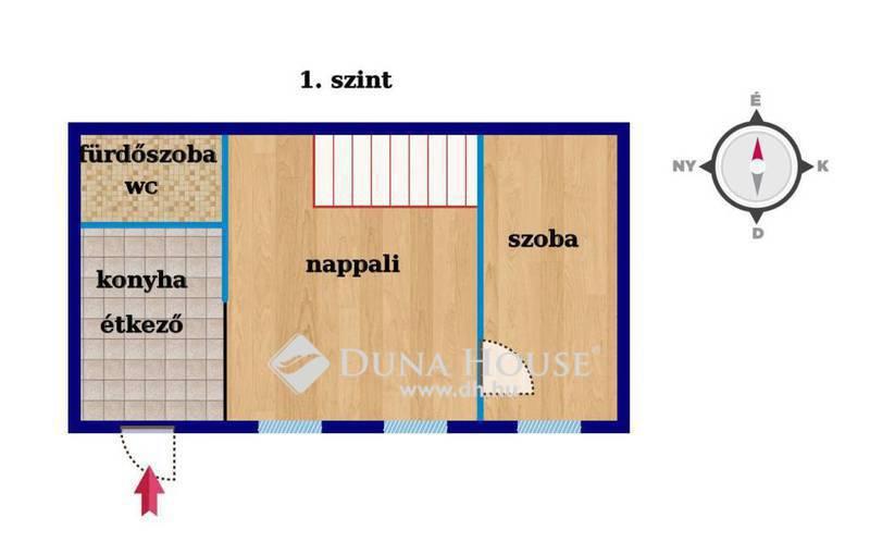 Eladó Lakás, Budapest, 8 kerület, Corvin negyedben modern 3 hálós felújított lakás