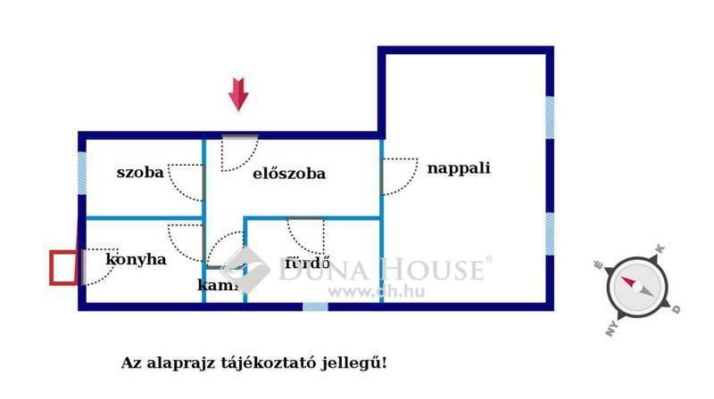 Eladó Lakás, Budapest, 13 kerület, Tahi utca