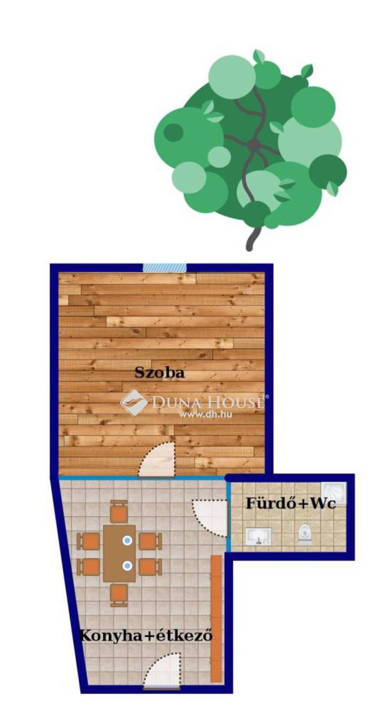 Eladó Lakás, Budapest, 14 kerület, Egressy tér mellett, eladó 33 nm-es felújított lak
