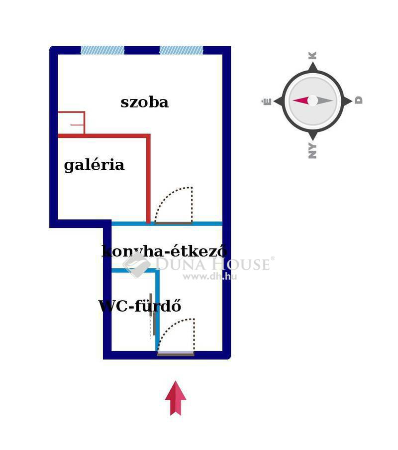 Eladó Lakás, Budapest, 8 kerület, Fecske utca