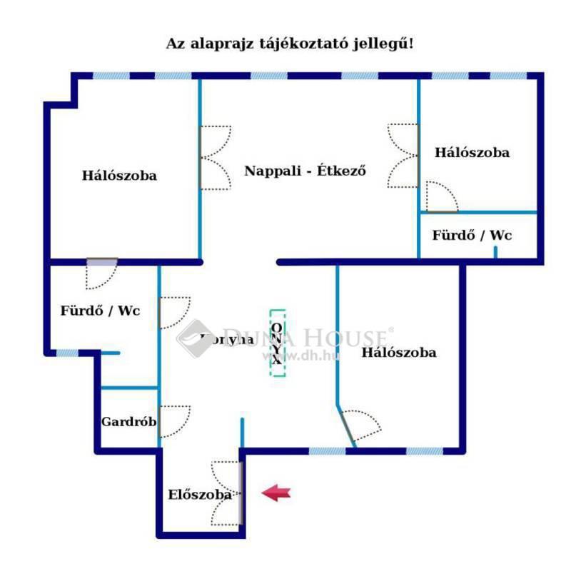 Eladó Lakás, Budapest, 6 kerület, PRÉMIUM LUXUSINGATLAN AZ ADRÁSSY ÚT KÖZELÉBEN