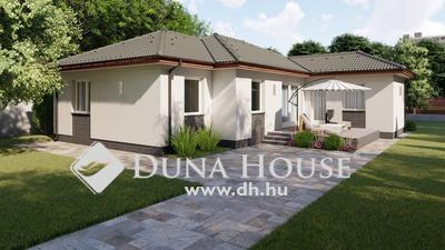 Eladó Ház, Bács-Kiskun megye, Kecskemét, Új építésű nappali + 3 szobás, garázzsal - 110 nm