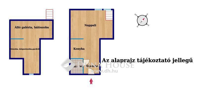 Eladó Lakás, Budapest, 7 kerület, Wesselényi utca