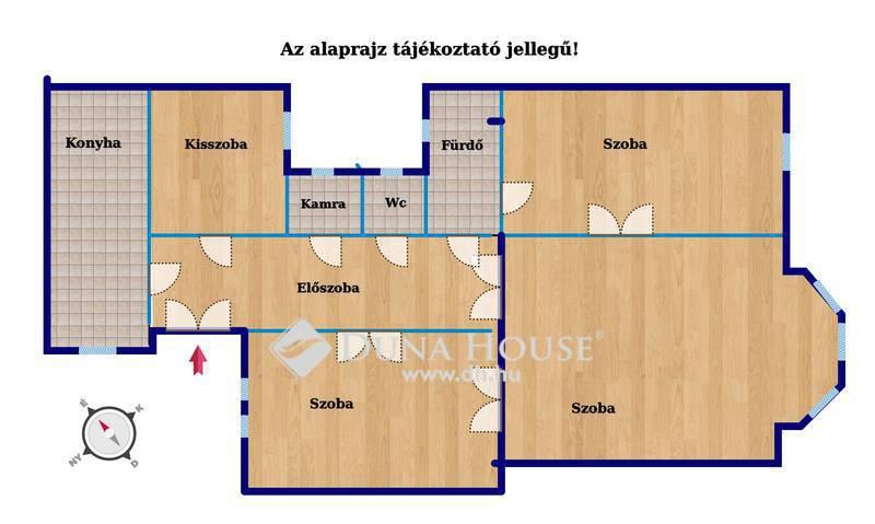 Eladó Lakás, Budapest, 11 kerület, Móricz Zsigmond körtérnél