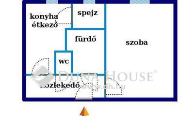 Eladó Lakás, Komárom-Esztergom megye, Tatabánya, Radnóti Miklós utca