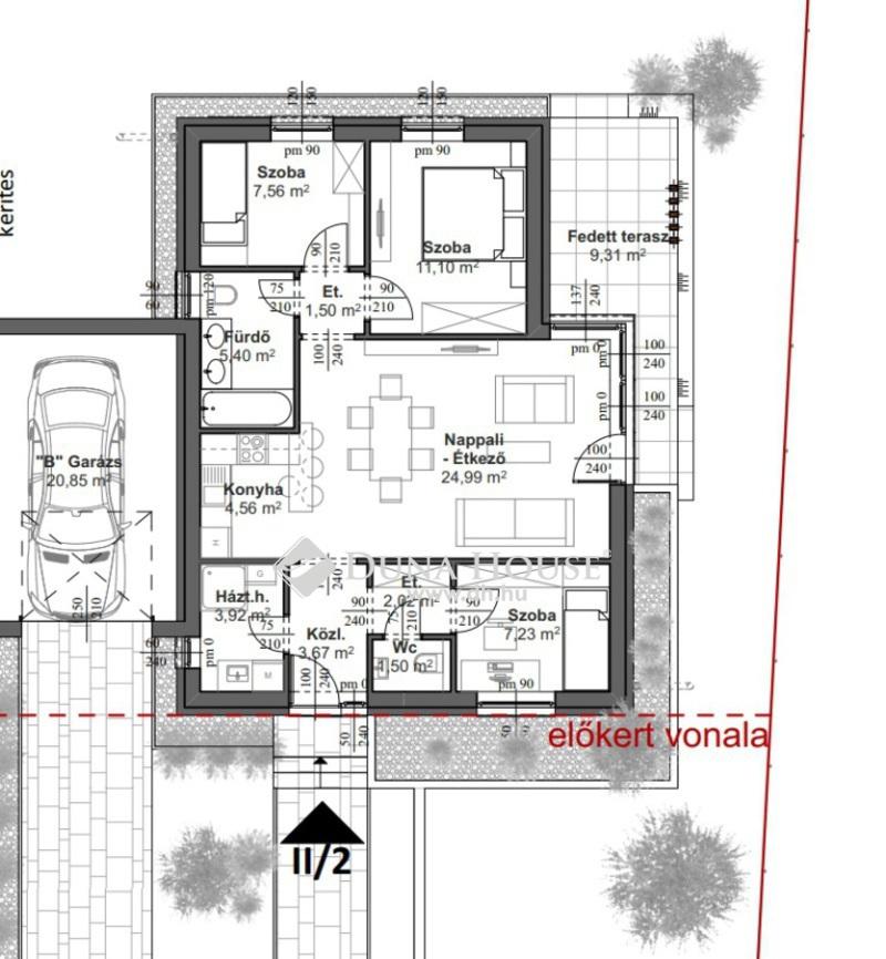 Eladó Ház, Vas megye, Szombathely, Új építésű házak Szombathelyen - Oroszlán Lakópark