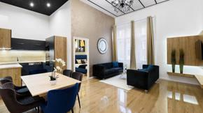 Eladó lakás, Budapest 7. kerület, Luxus lakás a Zsinagógánál