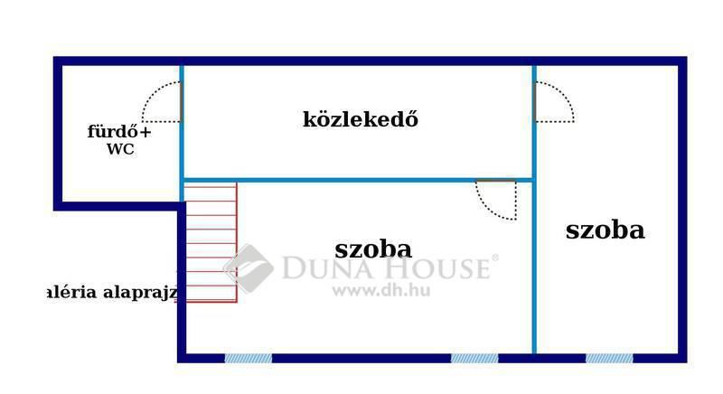 Eladó Lakás, Budapest, 7 kerület, Erzsébetváros, felújított nappali 3háló dupla kf.