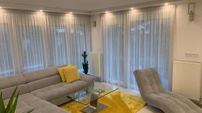 Eladó ház, Göd, Dunához közeli csendes utcában, új építésű ikerház-fél extrákkal!