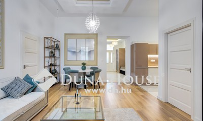 Kiadó Lakás, Budapest, 5 kerület, Váci utcában 3 szobás, duplakomfortos luxuslakás
