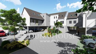 Eladó Lakás, Bács-Kiskun megye, Kecskemét, Modern, értékálló új építésű erkélyes - 41,7 nm