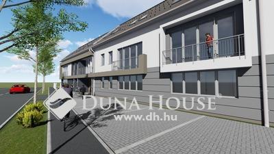 Eladó Lakás, Bács-Kiskun megye, Kecskemét, Modern, értékálló új építésű erkélyes - 56,4 nm